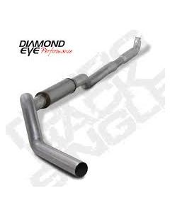 Diamond Eye Tailpipe 1St Section 5; Aluminized: 2001-Early 2007 Chevy/Gmc 6.6L Diesel 2500/3500 (341006)
