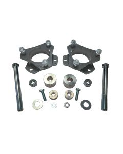 MaxTrac Suspension 2005-2012 TACOMA (6LUG) 2WD / 4WD 4WD STRUT SPACERS W/ DIFF. DROP SPACERS (6 LUG ONLY) 2.5in (836825-4)