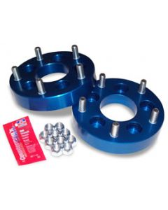 """Spidertrax WHS004 Wheel Adapter Kit 5 On 4-1/2"""" To 5 On 5-1/2"""" ; Fits Jeep CJ Conversion"""
