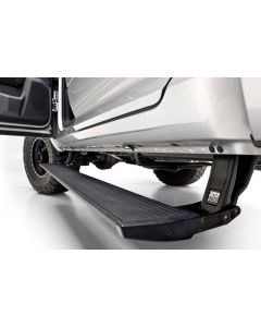 Amp Research 75137-01A PowerStep Electric Running Board; Fits 07-21 Tundra DC/CC; 08-17 Sequoia