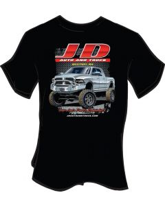 JD Auto and Truck Short Sleeve T-Shirt
