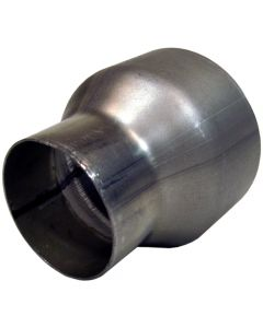 """MBRP 3 1/2"""" OD. to 5""""ID. Exhaust Adapter, Aluminized (UA2005)"""