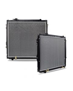 Mishimoto Replacement Radiator; Fits 95-04 Toyota Tacoma (R1755-AT)