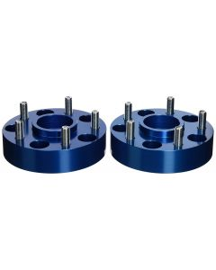 """Spidertrax WHS010 1 1/2"""" Think Wheel Spacers; Fits Jeep 5 on 5"""""""